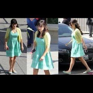 """Mint Summer Dress - as seen on """"New Girl""""!"""